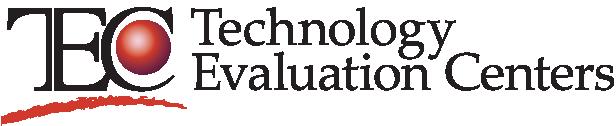 Technology Evaluation Centers Logo
