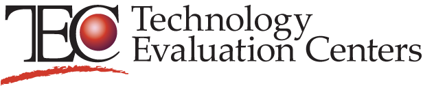 Technology Evaluation Centers Logo